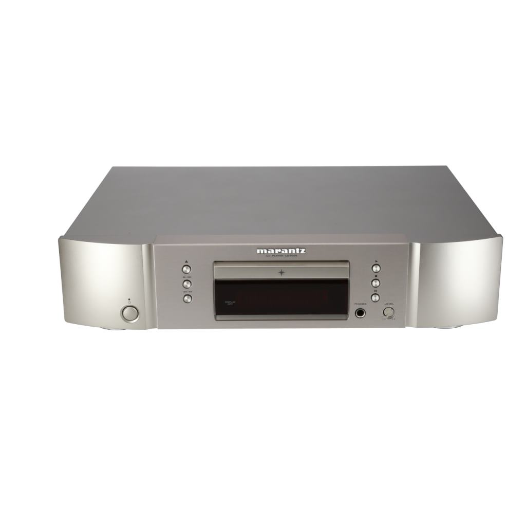 Marantz CD5005 CD-Player, schwarz - 360° presentation