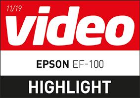 Epson EF-100 Video Highlight