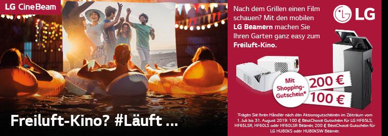 LG Sommer Aktion