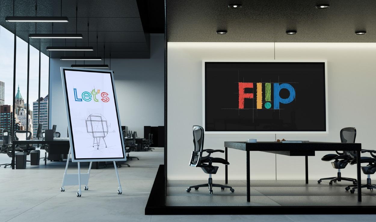 Samsung Flip WM55R Officespace