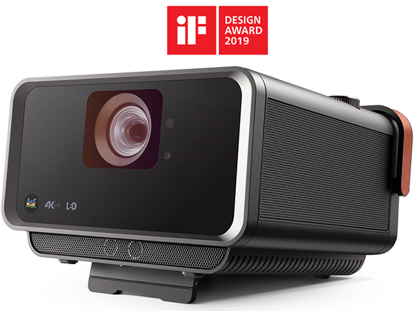 ViewSonic X10-4K IF Design Award