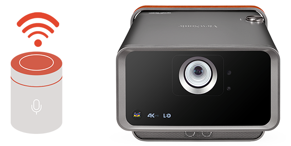 ViewSonic X10-4K Voice Control