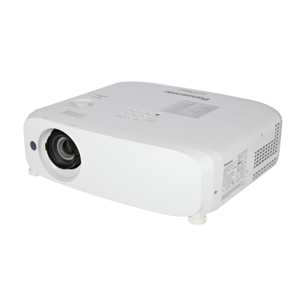 Panasonic PT-VZ470 Business Beamer mit 4400 ANSI-Lumen und WUXGA