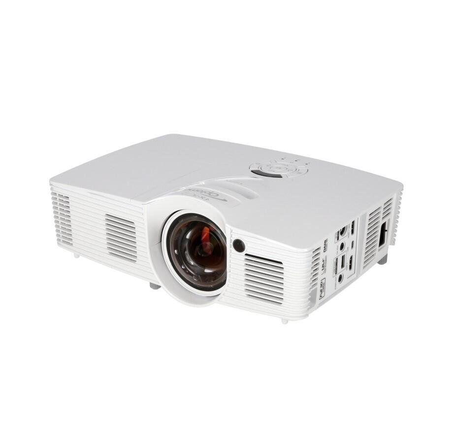 Optoma GT1080 Darbee Kurzdistanzbeamer mit 3000 ANSI-Lumen und Full-HD