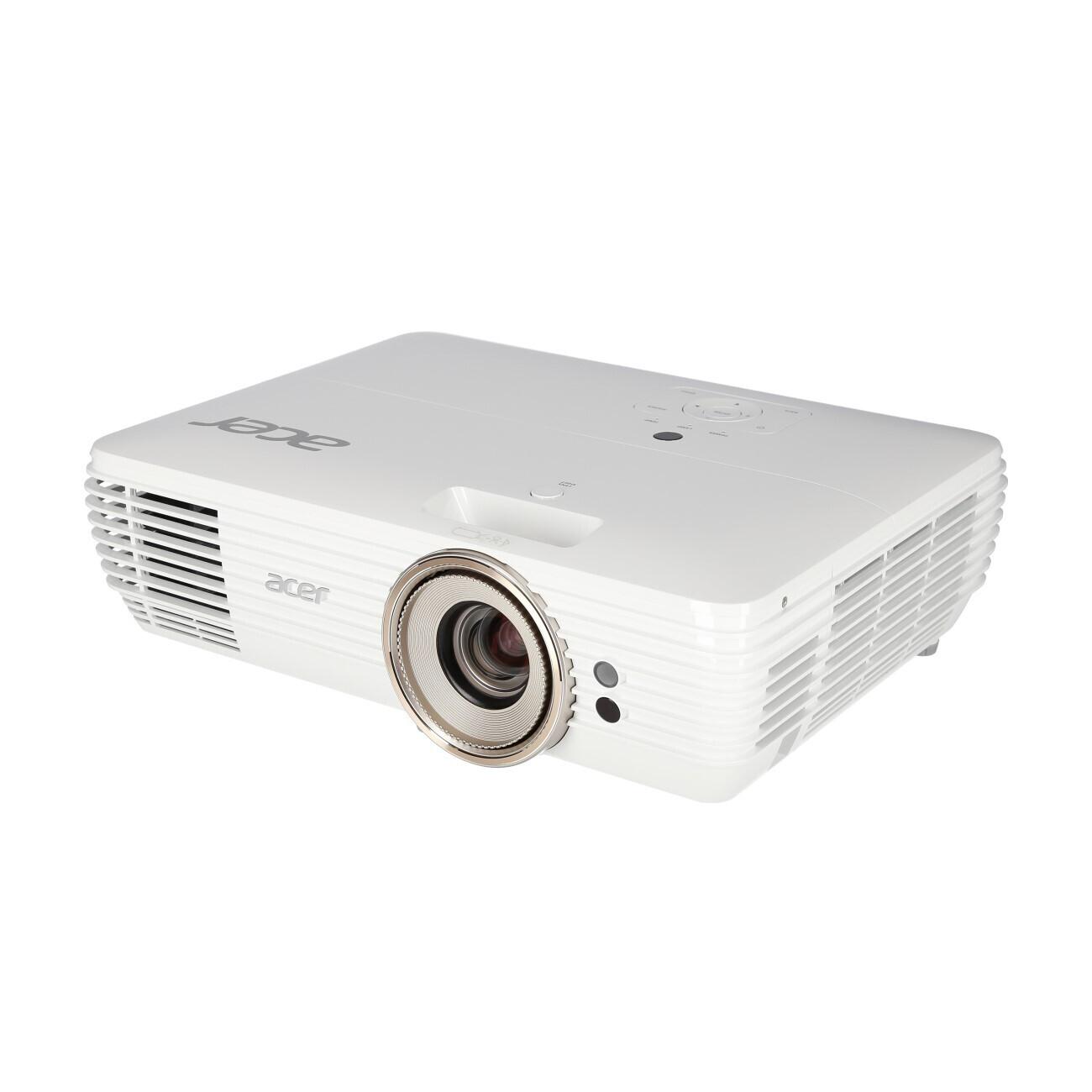 Acer V7850 4K Beamer mit 2200 ANSI-Lumen und 3840x2160 Auflösung