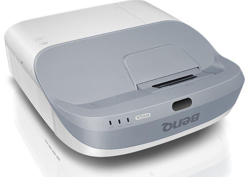 BenQ MW864UST Kurzdistanzbeamer mit 3300 ANSI-Lumen und WXGA Auflösung