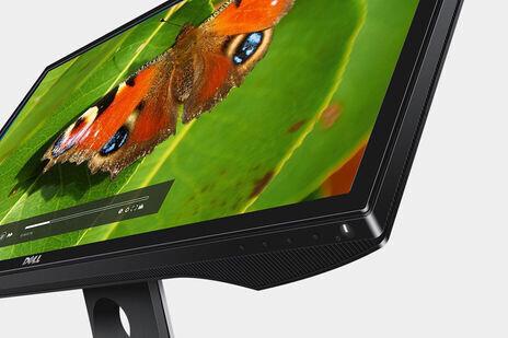 """Dell S2817Q Ultra HD- Schwarz 28"""" Monitor mit 4K und 2ms"""