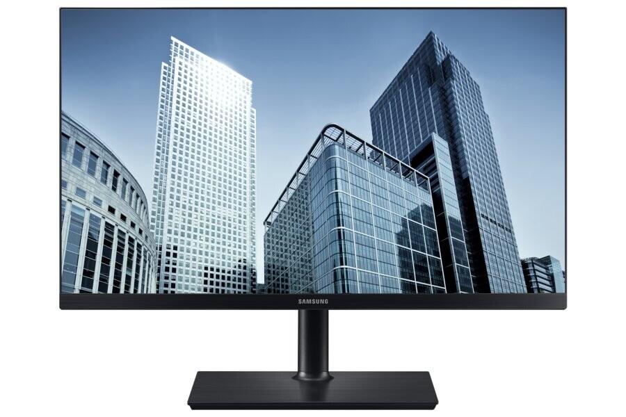 """Samsung S27H850QFU 27"""" LCD Monitor mit WQHD und 4ms Reaktionszeit"""