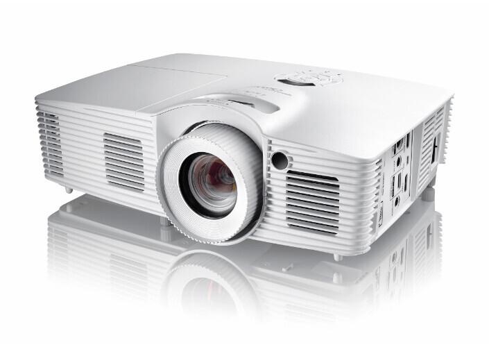 Optoma HD39Darbee 3D Heimkino Beamer mit 3500 ANSI-Lumen und Full-HD