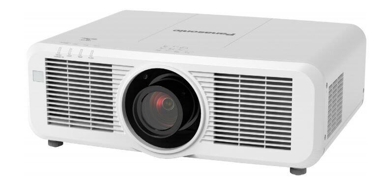 Panasonic PT-MZ570L (ohne Objektiv) Beamer, 5500 ANSI-Lumen, WUXGA