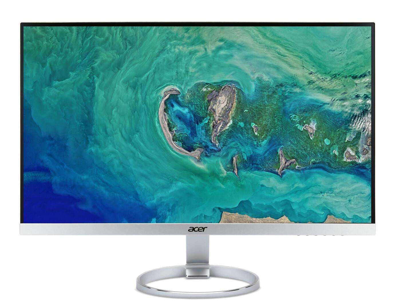 """Acer H277H 27"""" LCD Monitor mit Full-HD und 4ms Reaktionszeit"""