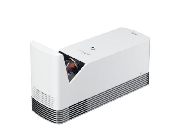 LG HF85JG Mini Beamer mit 1500 ANSI-Lumen und Full-HD Auflösung
