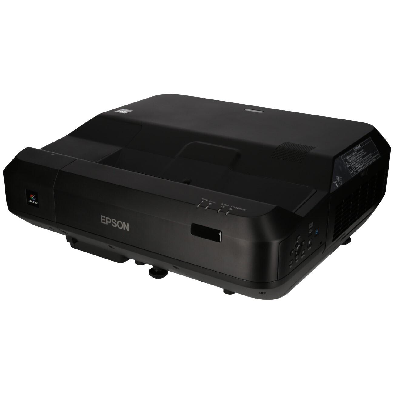 Epson EH-LS100 Kurzdistanzbeamer mit 4000 ANSI-Lumen und WUXGA