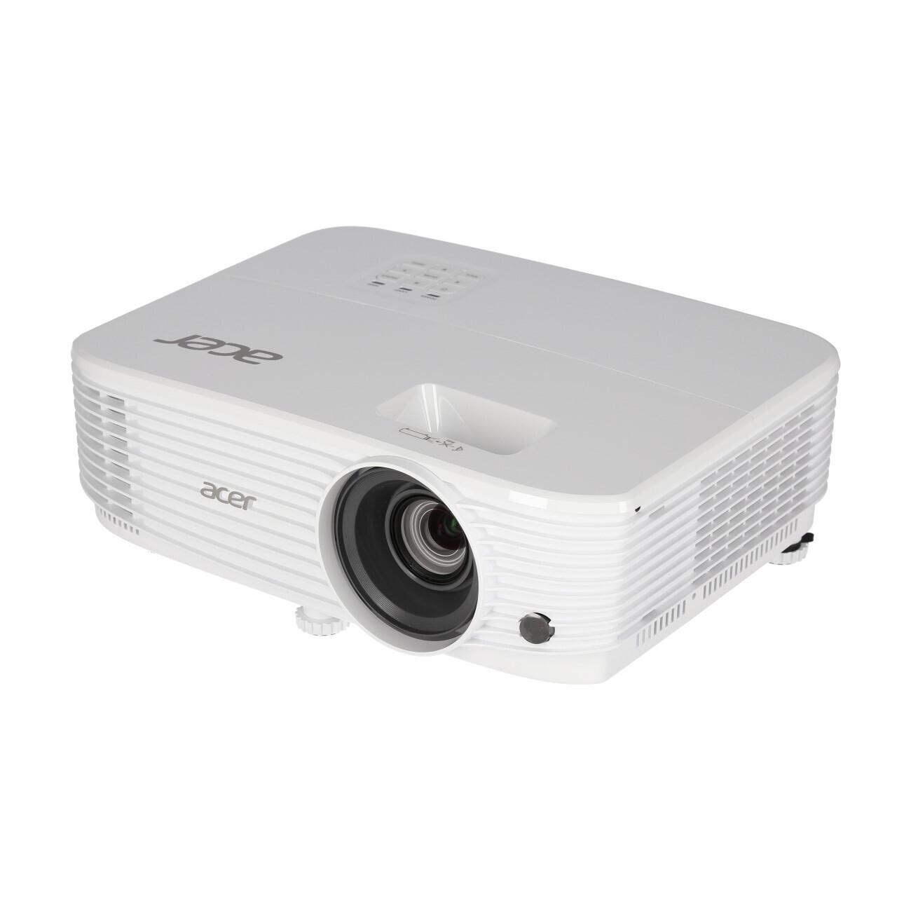 Acer P1350W Business Beamer mit 3700 ANSI-Lumen und WXGA Auflösung