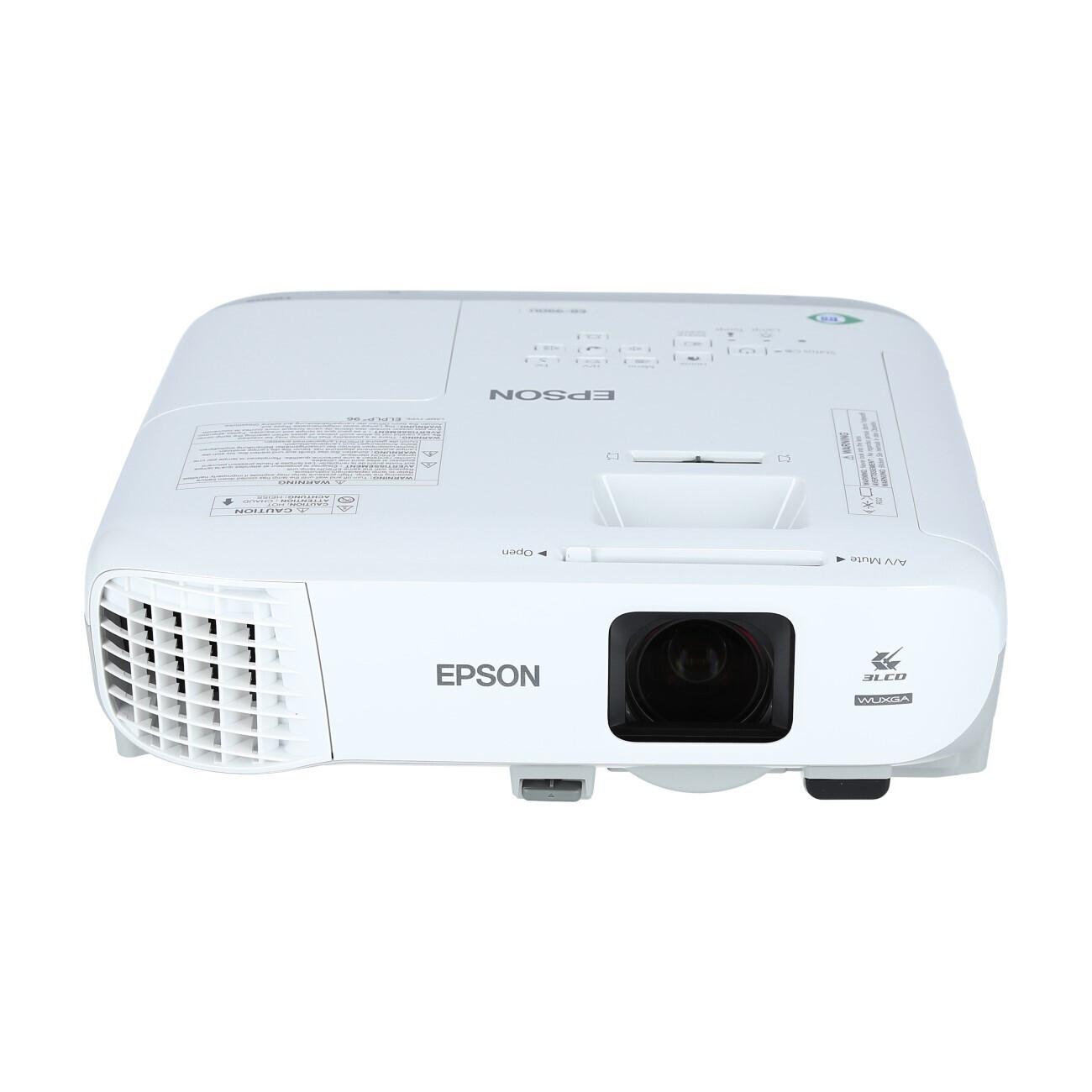Epson EB-990U Business Beamer mit 3800 ANSI-Lumen und WUXGA Auflösung