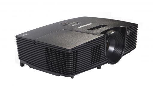 InFocus IN112xa 3D Heimkino Beamer mit 3600 ANSI-Lumen und SVGA