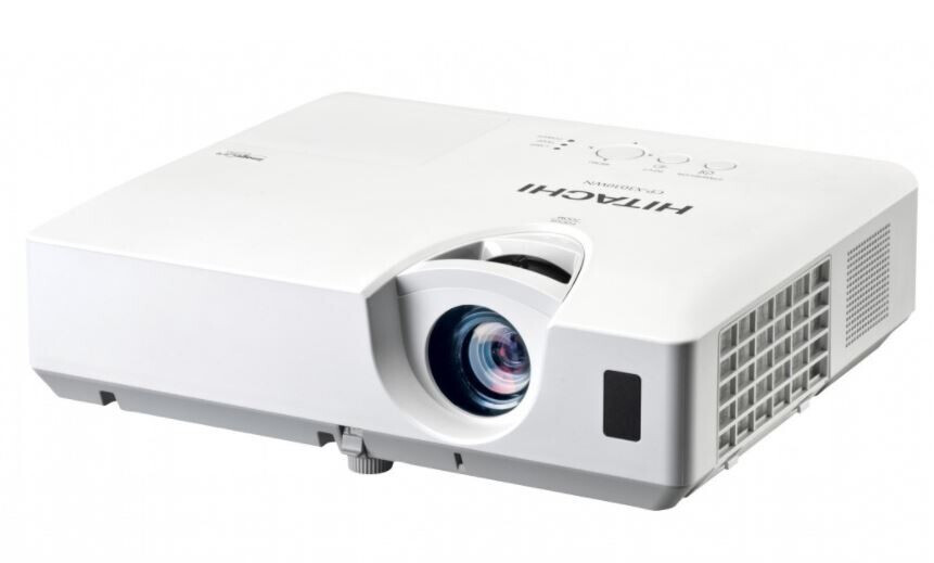 Hitachi CP-WX4042WN Business Beamer mit 4000 ANSI-Lumen und WXGA