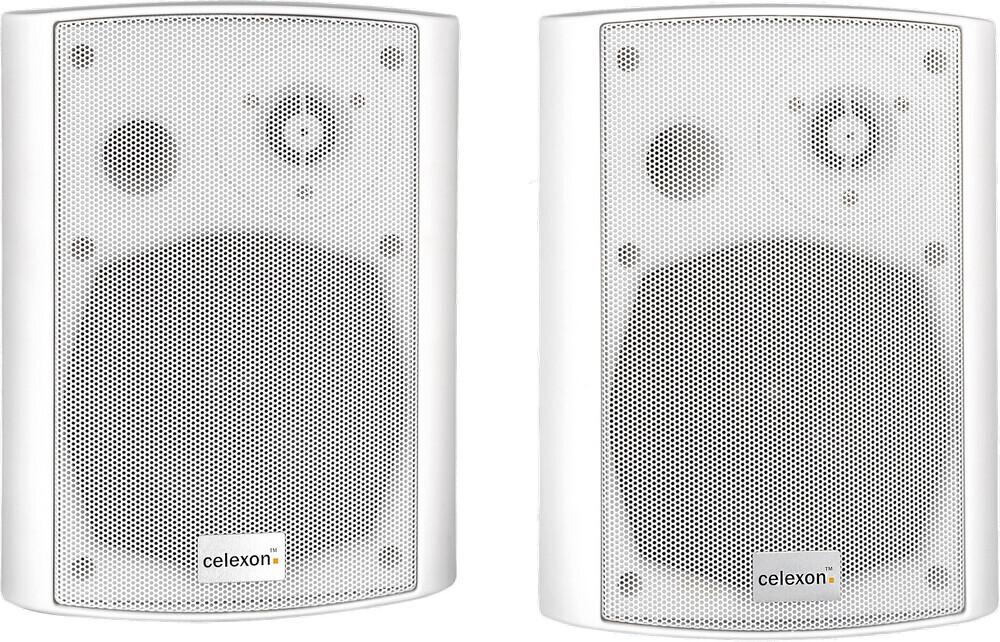 celexon Aktiv Lautsprecher-Set 2-Wege 525-W