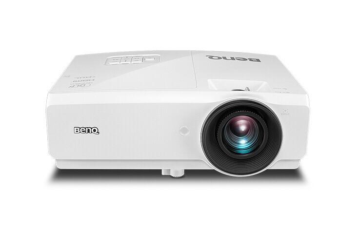 BenQ SH753 Business Beamer mit 4300 ANSI-Lumen und Full-HD Auflösung