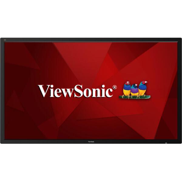 """ViewSonic CDE8600 86"""" Display mit 4K Auflösung"""
