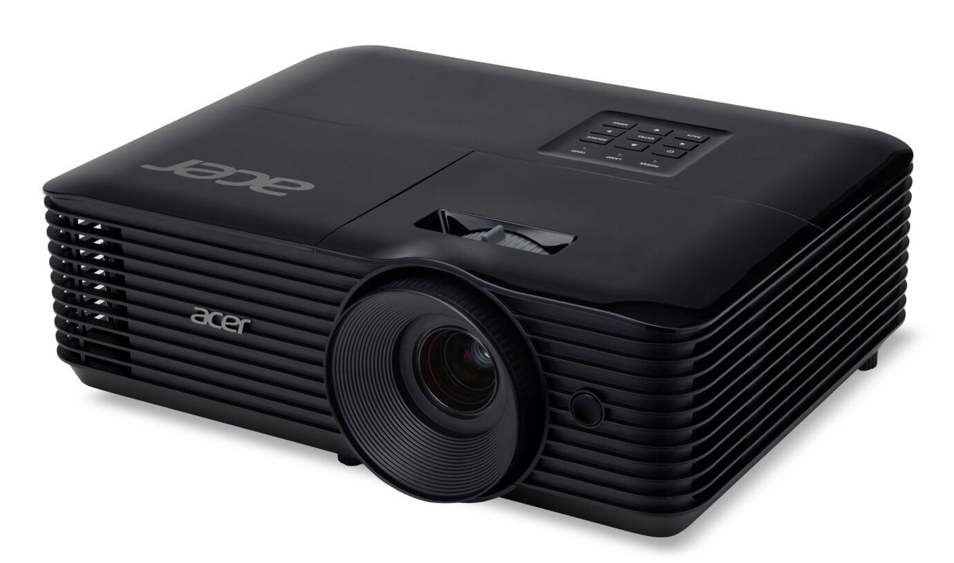 Acer X128H Beamer mit 3600 ANSI-Lumen und XGA Auflösung