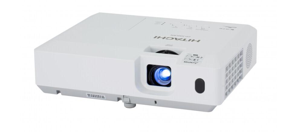 Hitachi CP-X30LWN Beamer mit 3200 ANSI-Lumen und XGA Auflösung