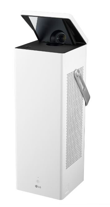 LG Presto HU80KSW + Gratis Amazon 4K Fire-Stick