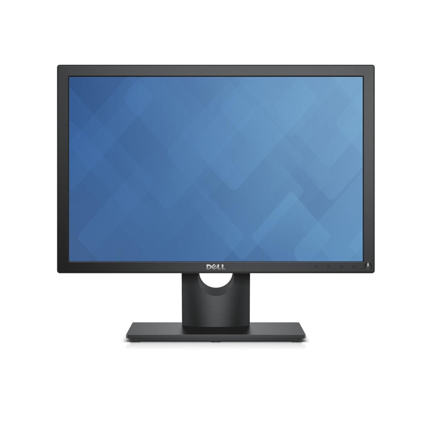 """Dell E2016H 19"""" LCD Monitor mit WSXGA und 5ms Reaktionszeit"""