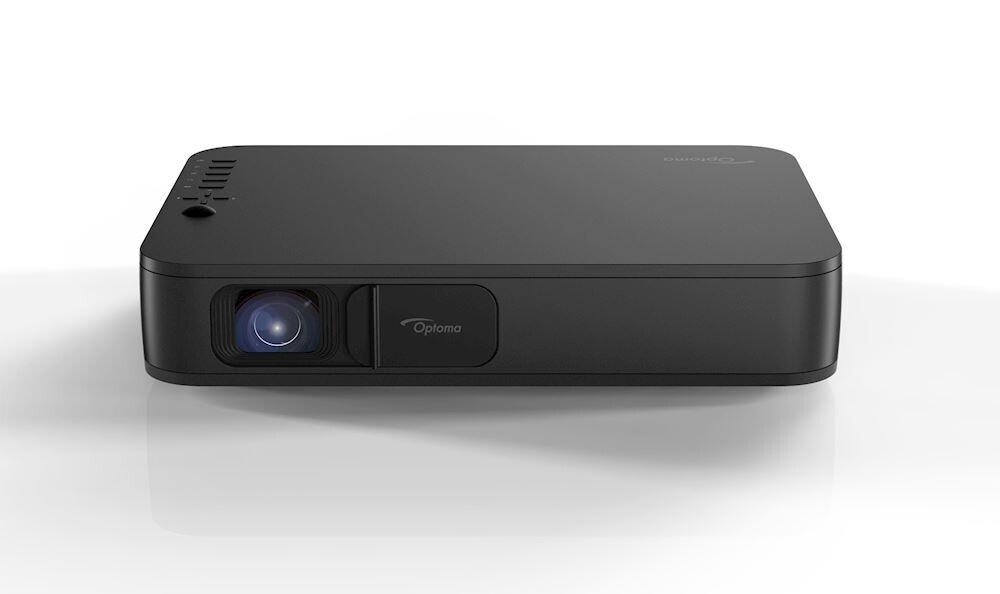 Optoma LH160 Mini Beamer mit 1500 ANSI-Lumen und Full-HD Auflösung