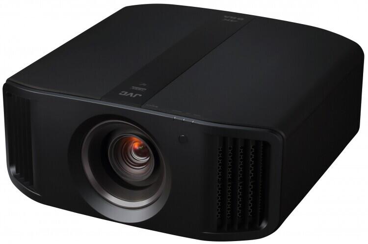 JVC DLA-N5B schwarz 4K Beamer mit 1800 ANSI-Lumen und 4096x2160