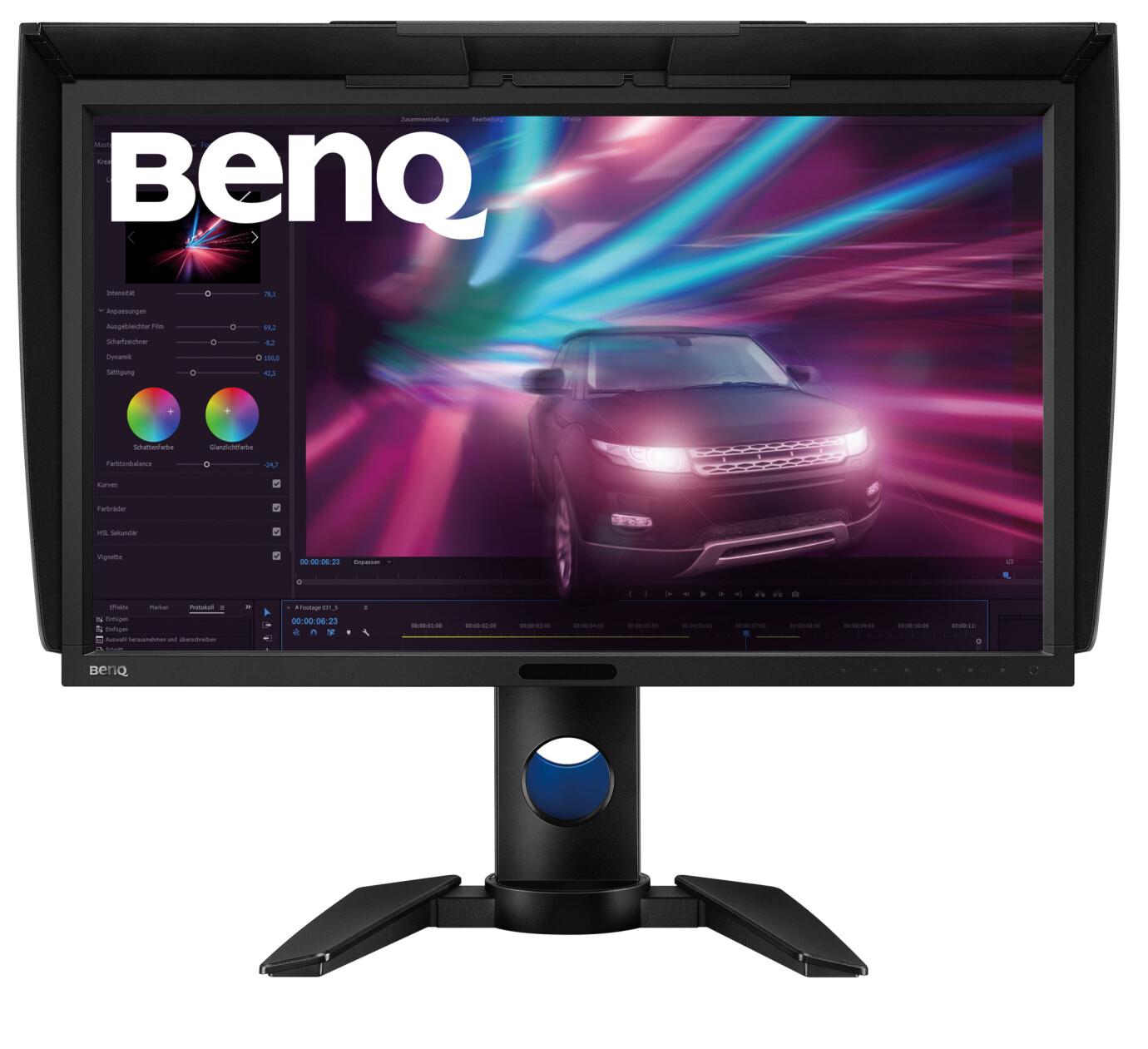 """BenQ PV270 27"""" LCD Monitor mit WQHD und 5ms Reaktionszeit"""