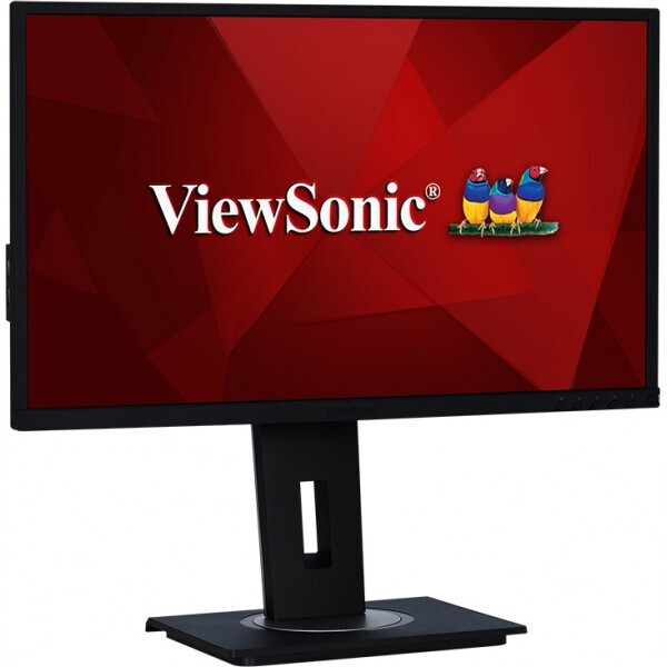 """ViewSonic VP2458 24"""" LCD Monitor mit Full-HD und 14ms Reaktionszeit"""