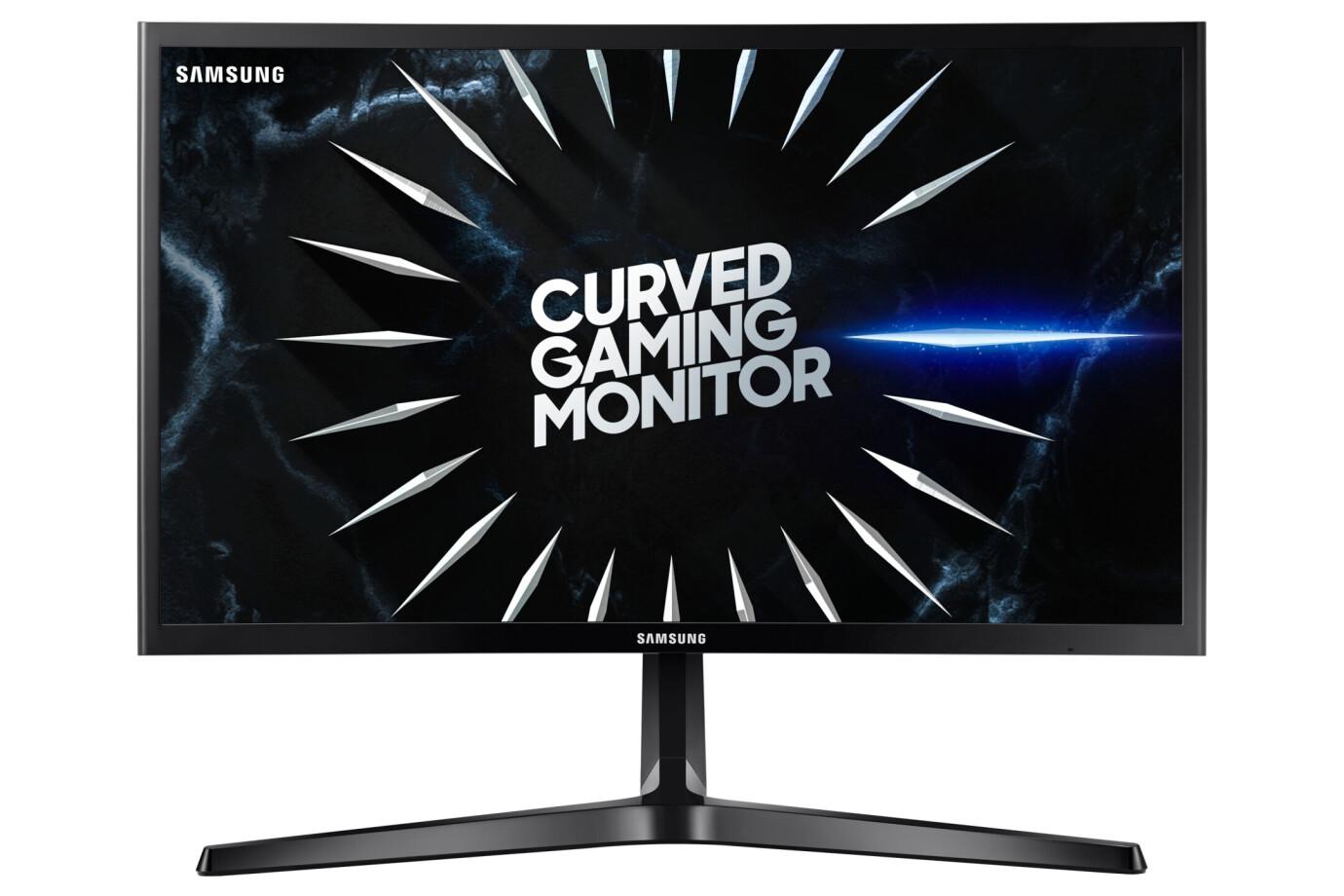 Samsung C24RG54FQU Monitor 24'' 4 ms mit HD Auflösung