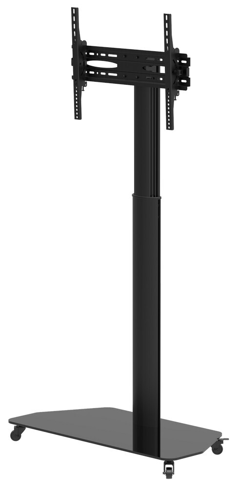 celexon Economy height adjustable display trolley Adjust-2548MP