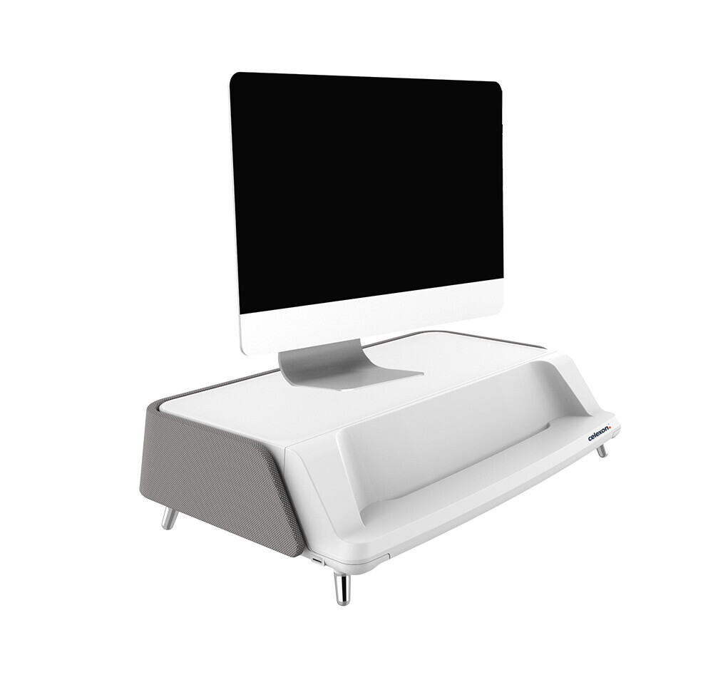 celexon Professional UV Monitor Erhöhung ME1730 - grau