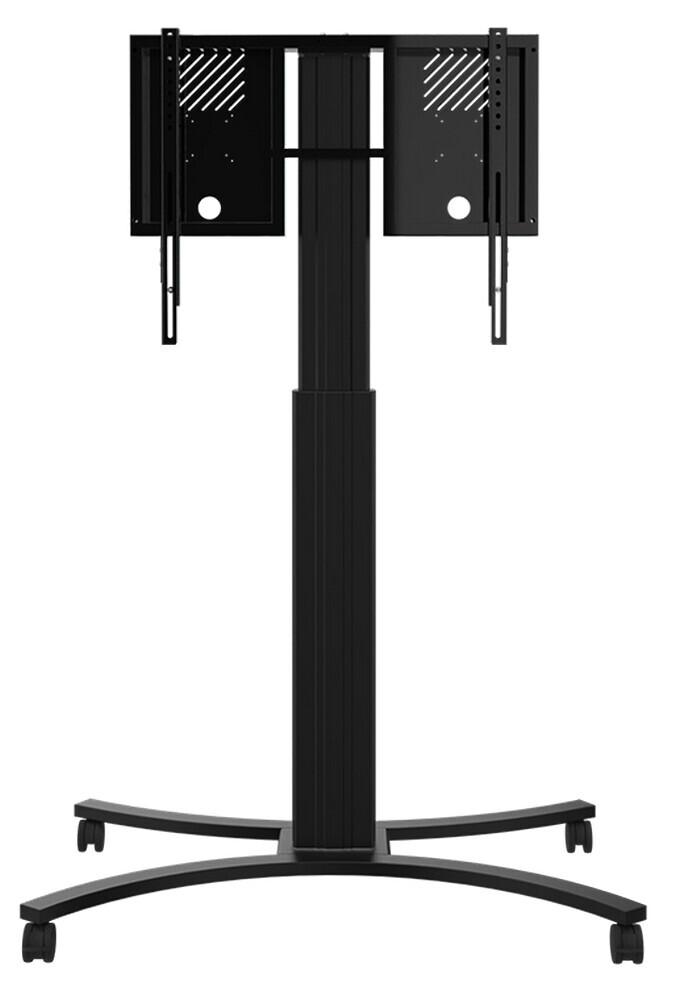 celexon Expert elektrisch höhenverstellbarer Display Rollwagen Adjust-4286MB - 70cm