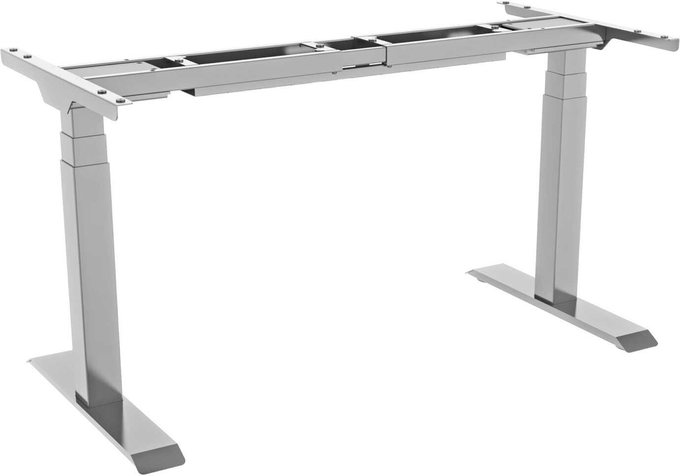 celexon elektrisch höhenverstellbarer Schreibtisch Professional eAdjust-58123 - weiß