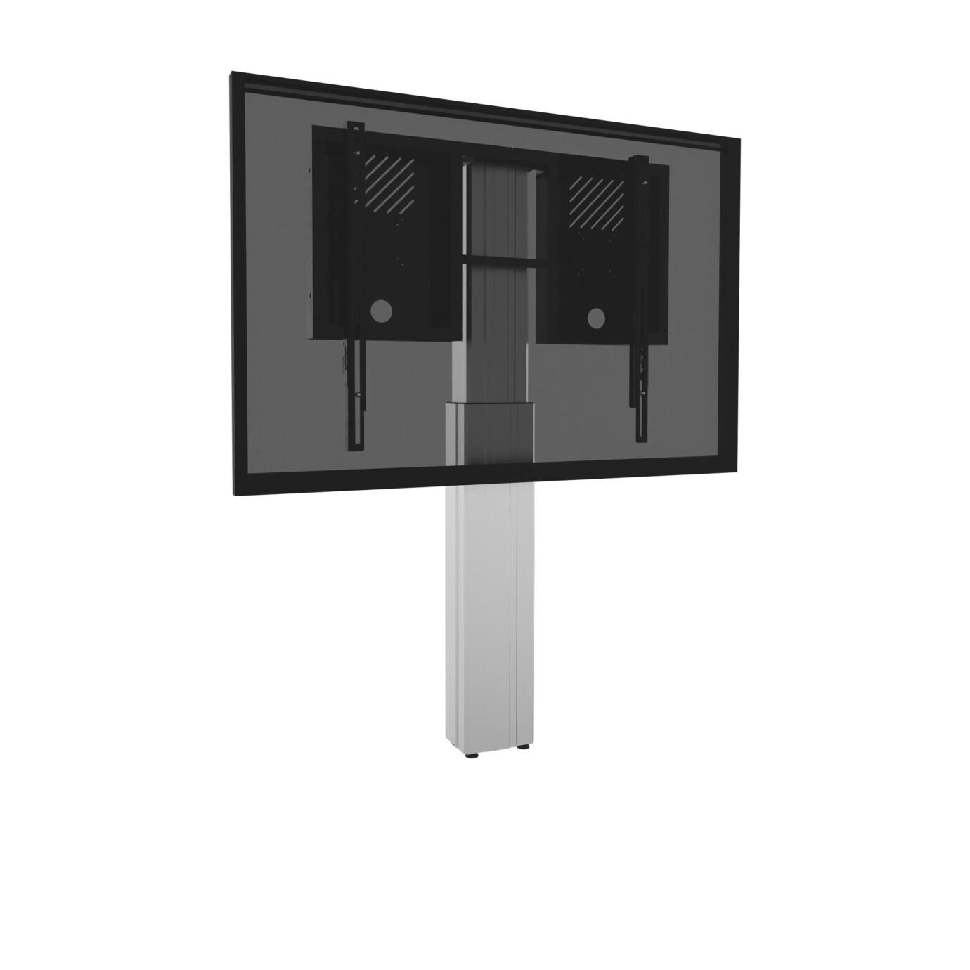 celexon Expert elektrisch höhenverstellbarer Display-Ständer Adjust-4275WS mit Wandbefestigung - 50c