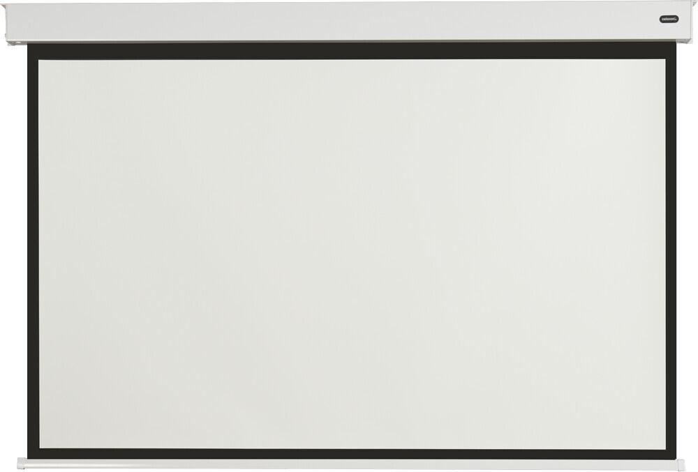 Ecran de projection celexon motorisé PRO PLUS sur batterie V2.0 180 x 135 cm
