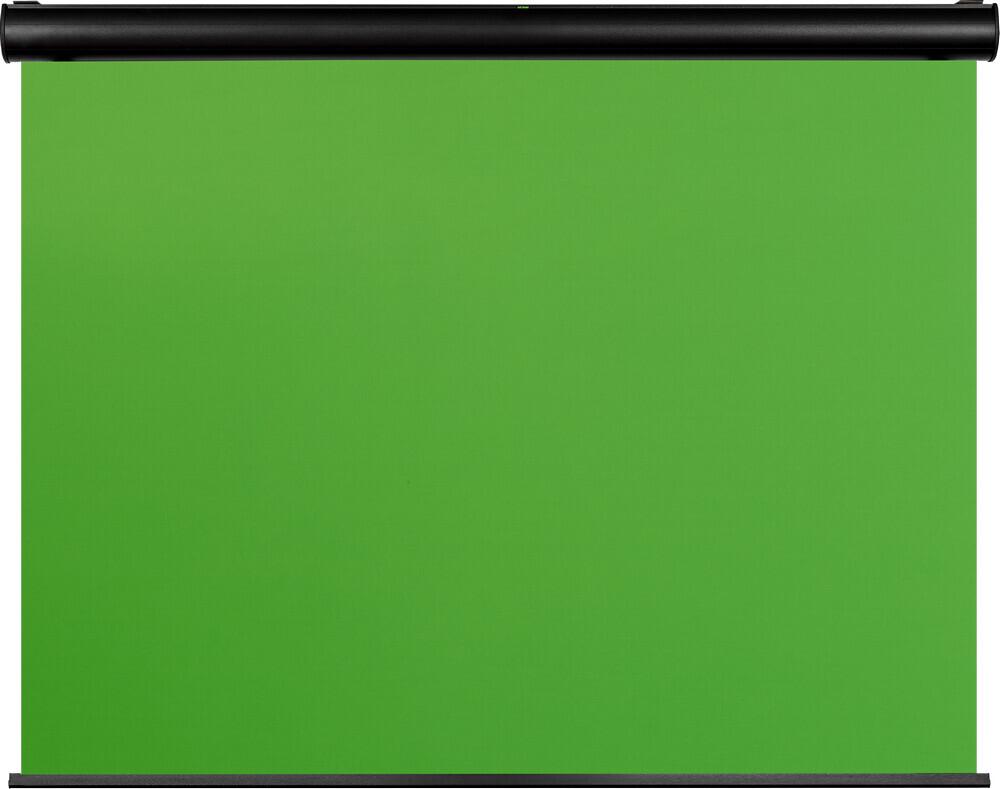 celexon Motor Chroma Key Green Screen 350 x 265 cm
