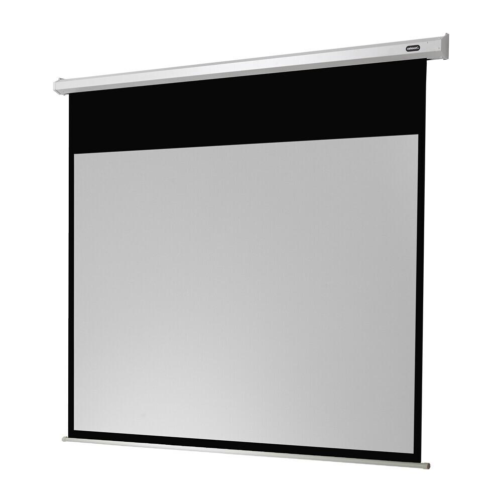 Ecran de projection celexon Economy Motorisé 300 x 169 cm