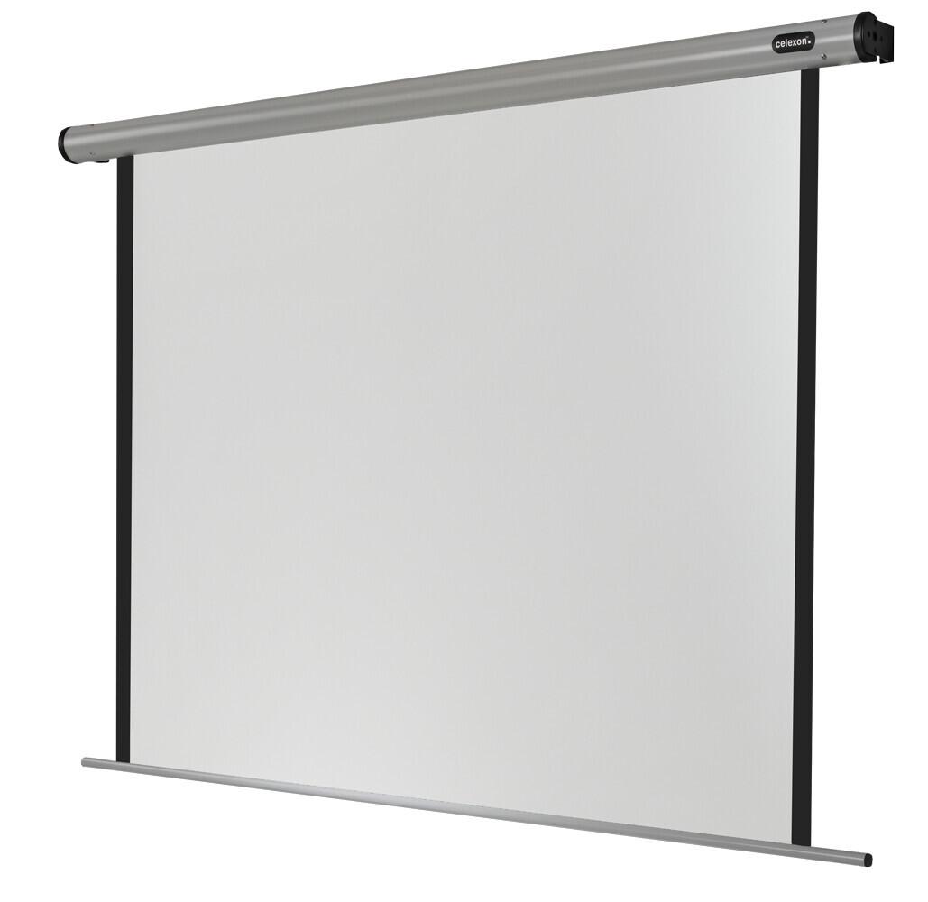 Ecran de projection celexon Motorisé Home Cinema 120 x 120 cm