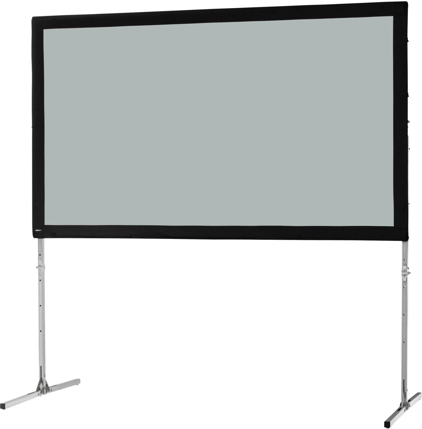 Ecran de projection sur cadre celexon « Mobil Expert » 305 x 172 cm, projection par l'arrière