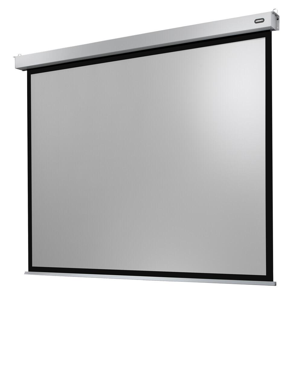 Ecran de projection celexon Motorisé PRO PLUS 160 x 120cm