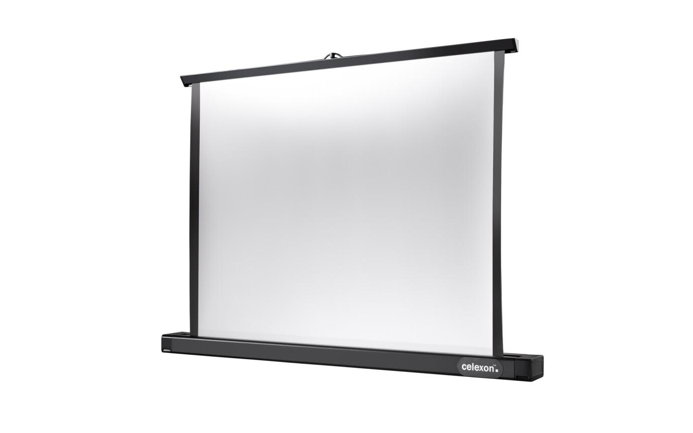 celexon Tischleinwand Professional Mini Screen 111 x 62cm