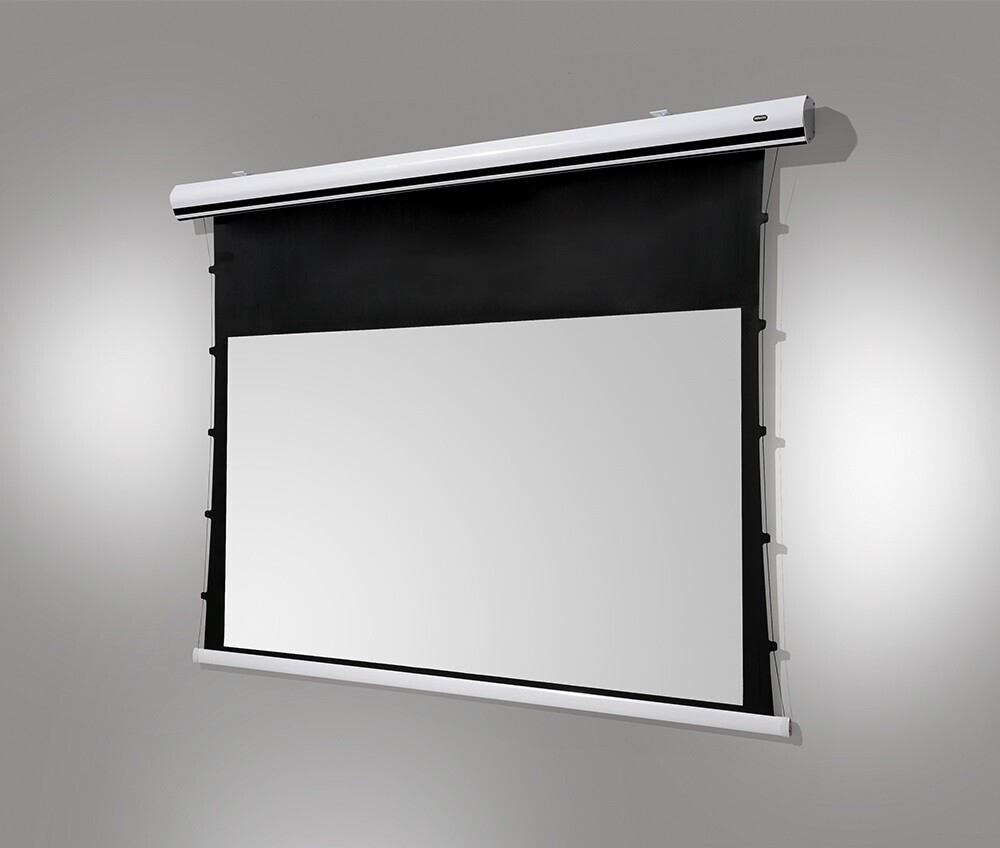 celexon Tension Leinwand Motor Homecinema Plus 180 x 102 cm