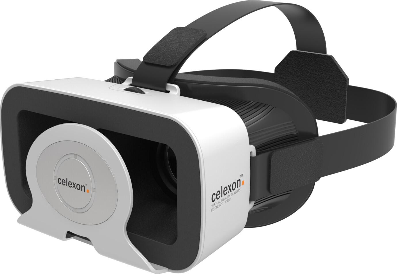 celexon VR Bril Economy - 3D Virtual Reality Bril VRG 1