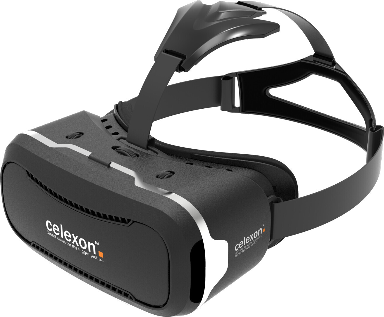 Casque de realite virtuelle celexon Expert VRG 2