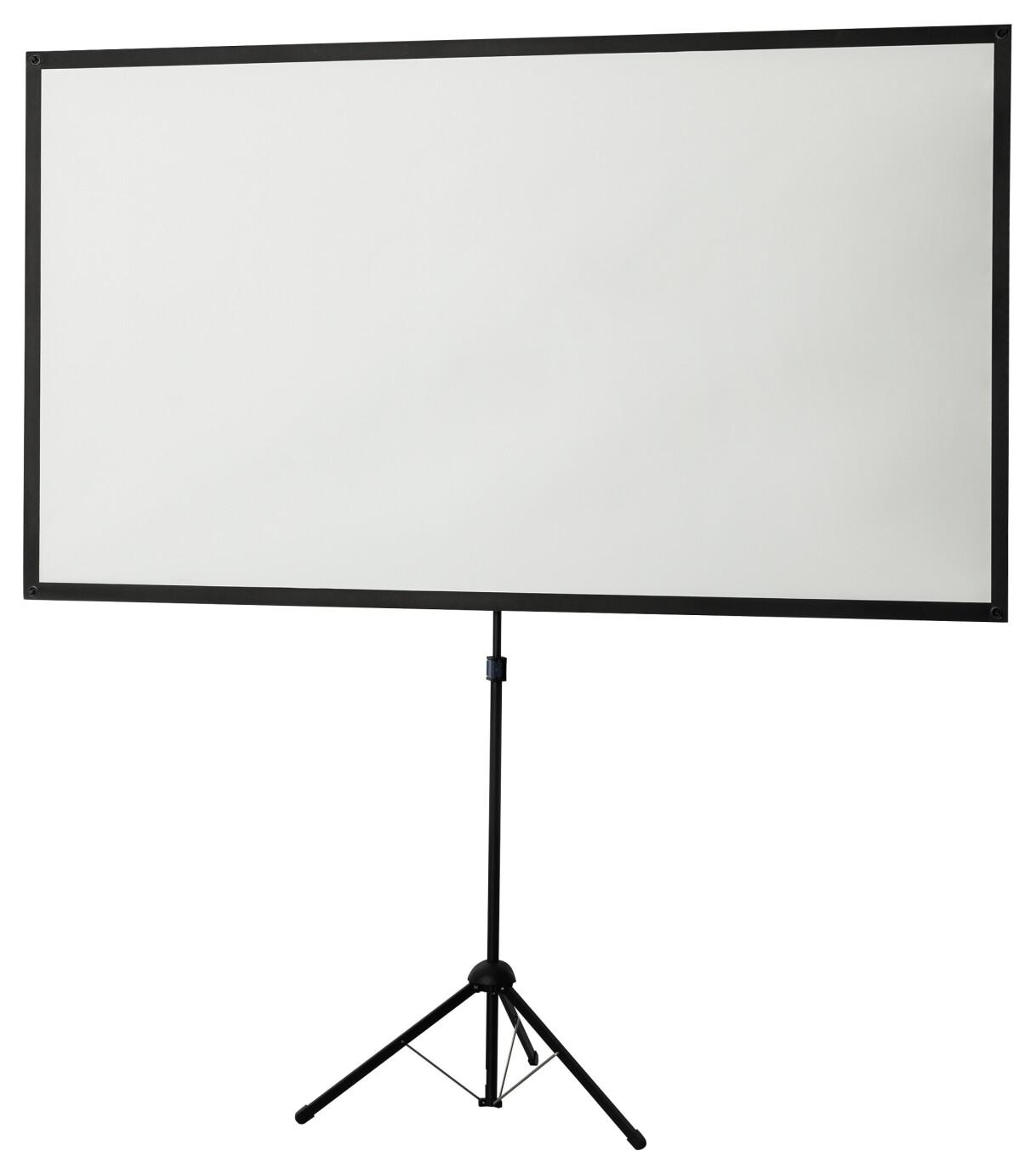"celexon Ultra-Leightweight 199 x 112 cm ekran na trójnogu 16:9 (90"")"
