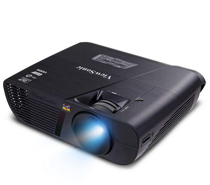 ViewSonic PJD6350 Beamer mit 3200 ANSI-Lumen und XGA Auflösung